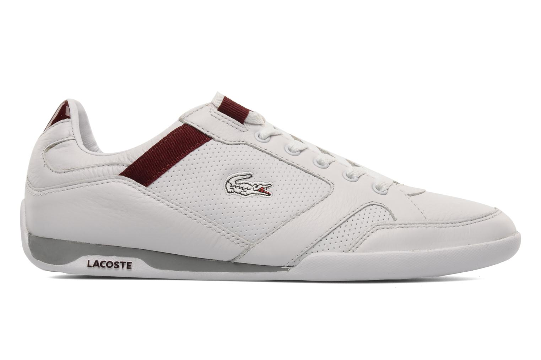 Sneakers Lacoste Telesio Hs Bianco immagine posteriore