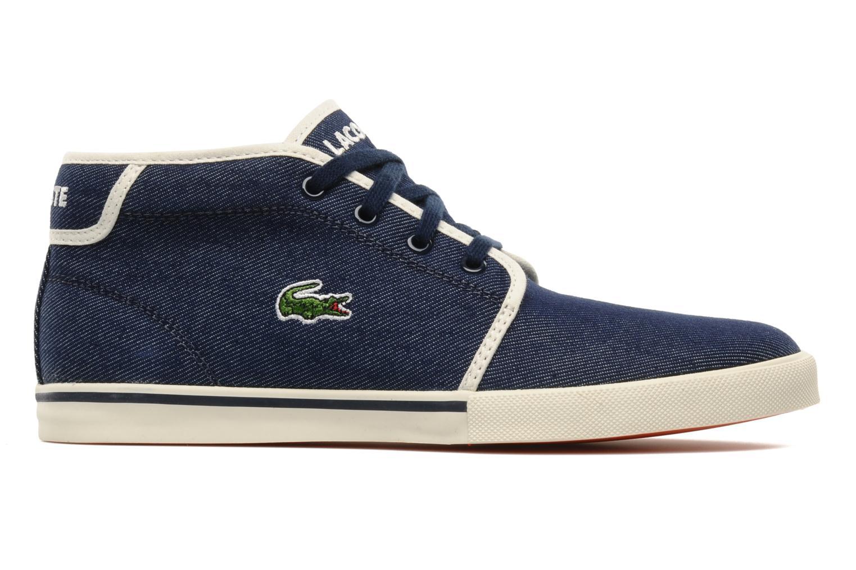 Sneakers Lacoste Ampthill Tk Azzurro immagine posteriore