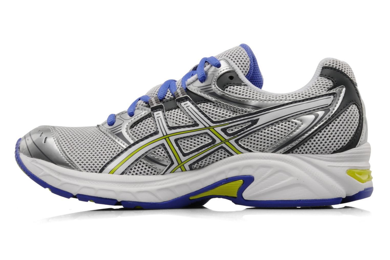 Chaussures de sport Asics Lady Gel Oberon 6 Gris vue face