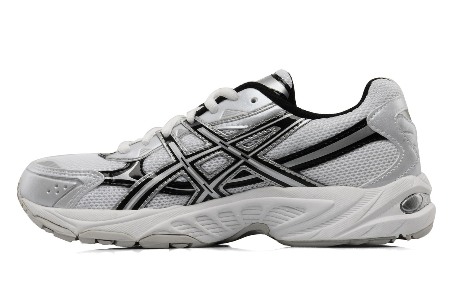 Sport shoes Asics Gel Galaxy 5 GS White front view