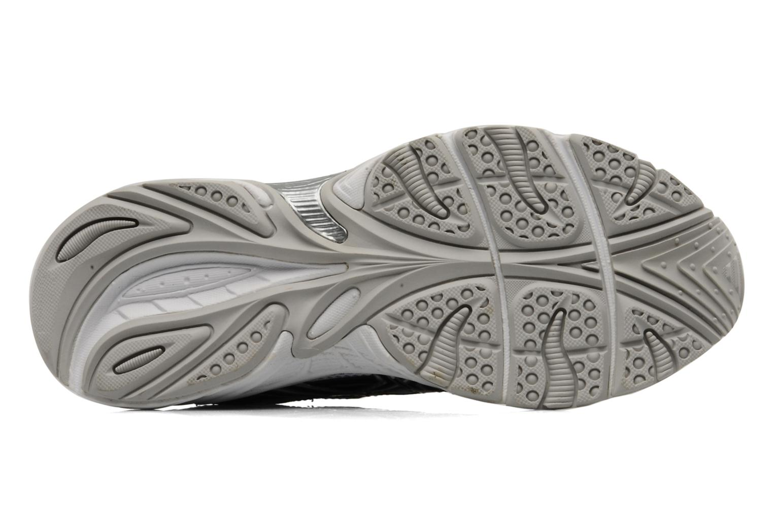 Sport shoes Asics Gel Galaxy 5 GS White view from above