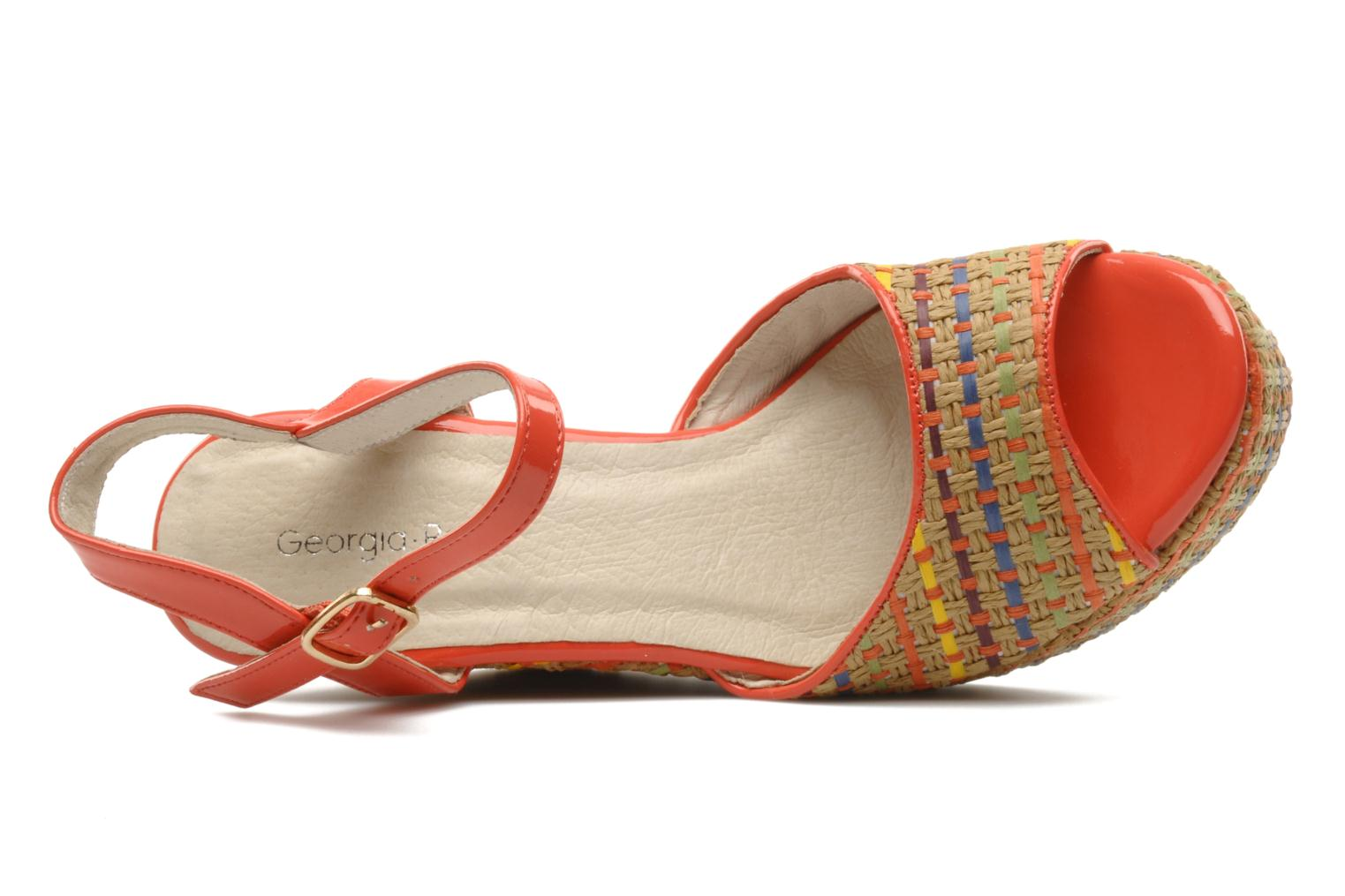 Sandalen Georgia Rose Flica Multicolor links