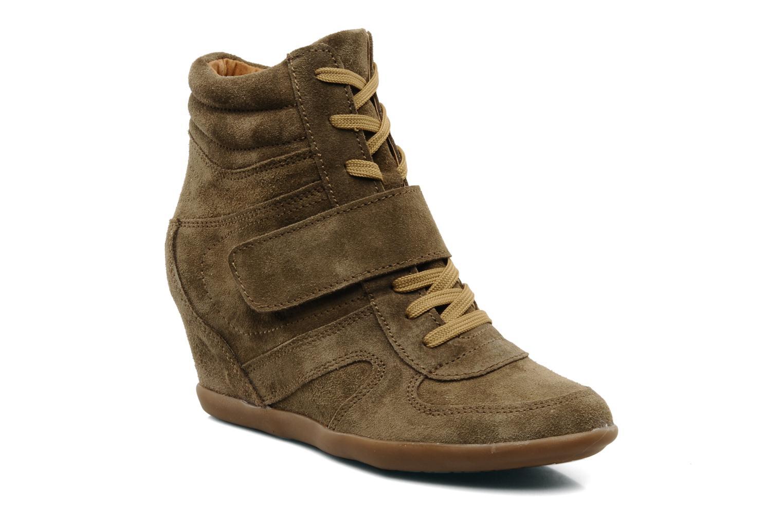 Stiefeletten & Boots Addict-Initial Alida braun detaillierte ansicht/modell