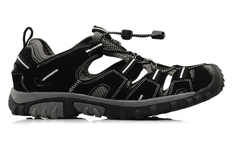 Sportschoenen I Love Shoes Solamio Zwart achterkant