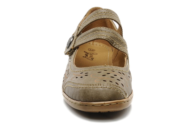 Ballerina's I Love Shoes Similio Groen model