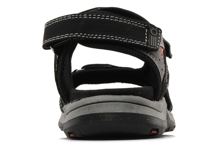 Scarpe sportive I Love Shoes Serceto Nero immagine destra