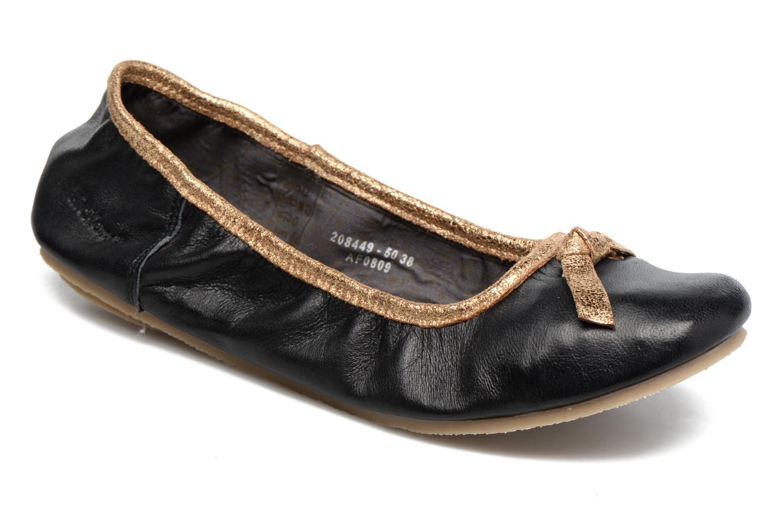 Grandes descuentos últimos zapatos Kickers Liberta (Negro) - Bailarinas Descuento