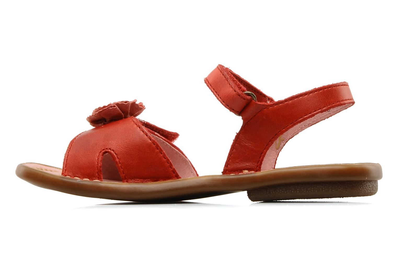 Sandalen Kickers MARJO Rood voorkant