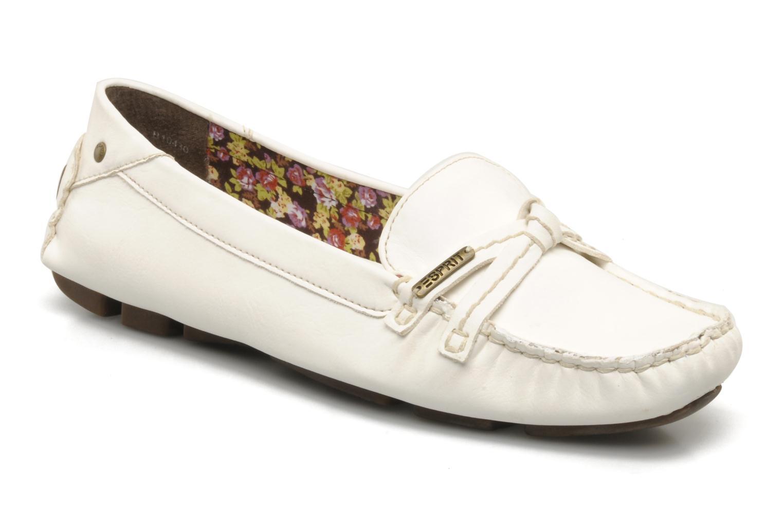 Barabara Loafer White