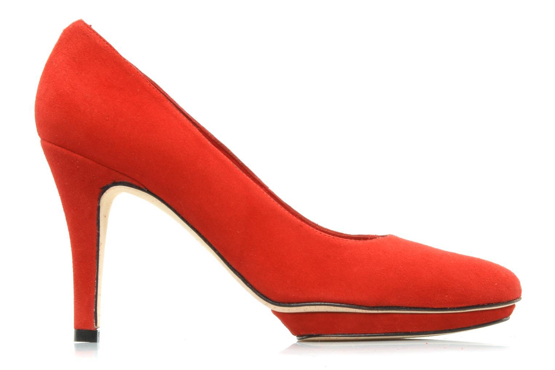 High heels Georgia Rose Gemma Red back view