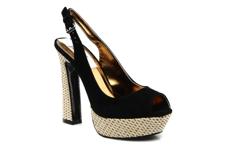 Sandalen I Love Shoes Leia schwarz detaillierte ansicht/modell
