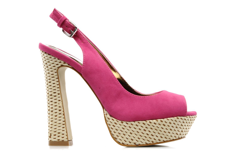 Sandalen I Love Shoes Leia rosa ansicht von hinten