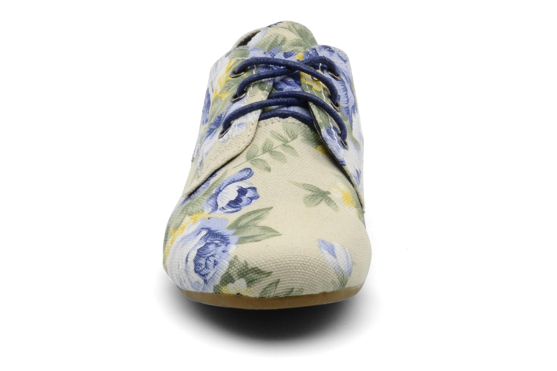 Schnürschuhe Xti Crobat beige schuhe getragen