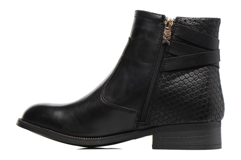 Bottines et boots Xti Give Noir vue face