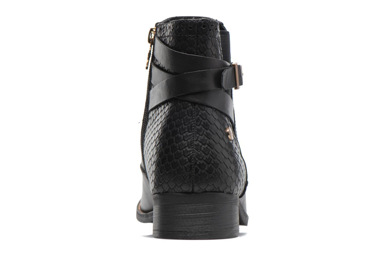 Bottines et boots Xti Give Noir vue droite