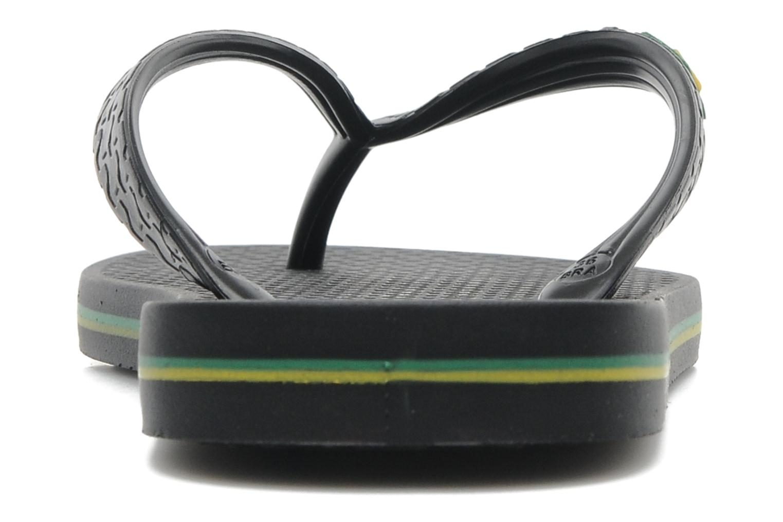 Slippers Ipanema Classica Brasil II f Zwart rechts