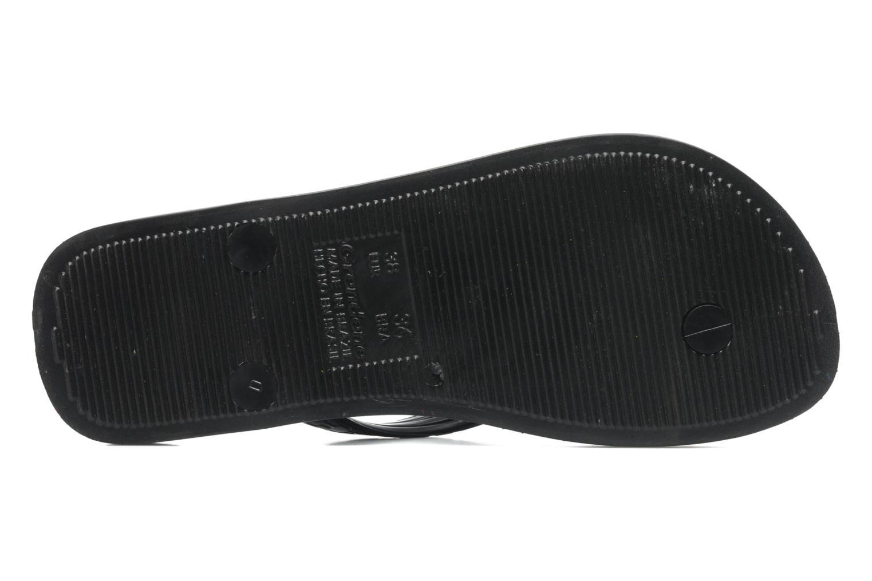Slippers Ipanema Classica Brasil II f Zwart boven