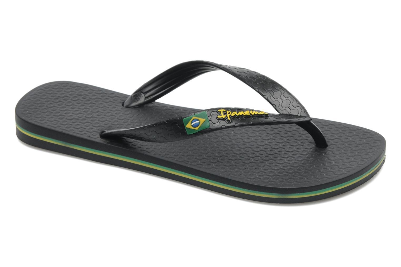 Zehensandalen Ipanema Classica Brasil II f schwarz detaillierte ansicht/modell