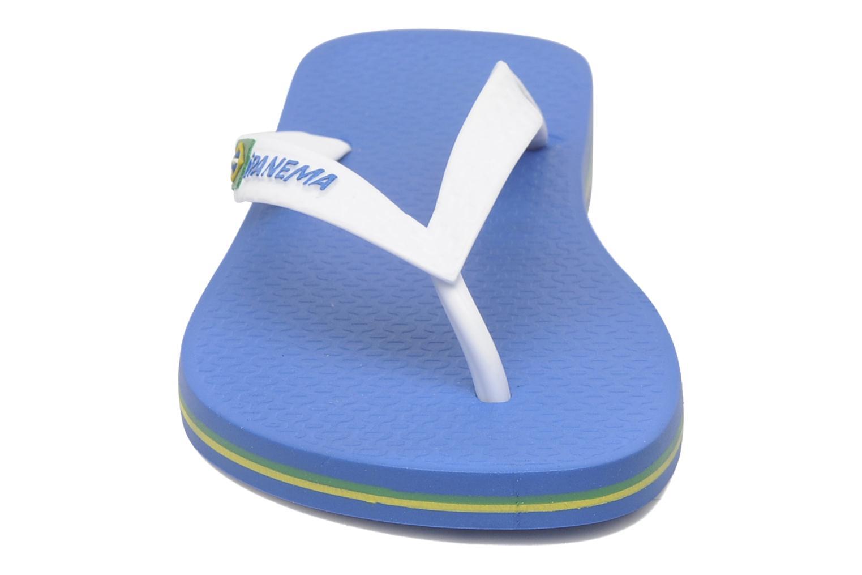Flip flops Ipanema Classic Brasil II M Blue model view