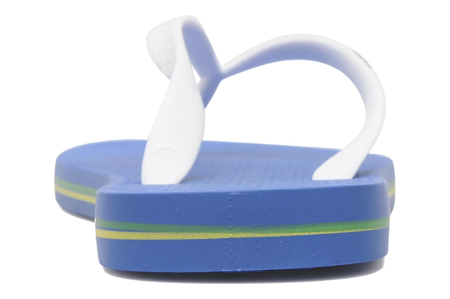Flip flops Ipanema Classic Brasil II M Blue view from the right