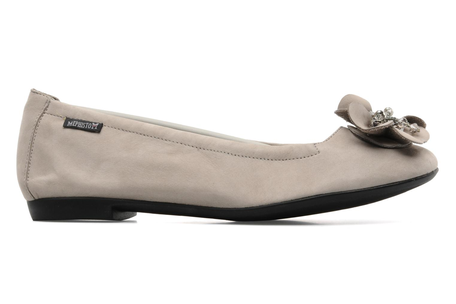 Ballet pumps Mephisto Acarie cruise Beige back view