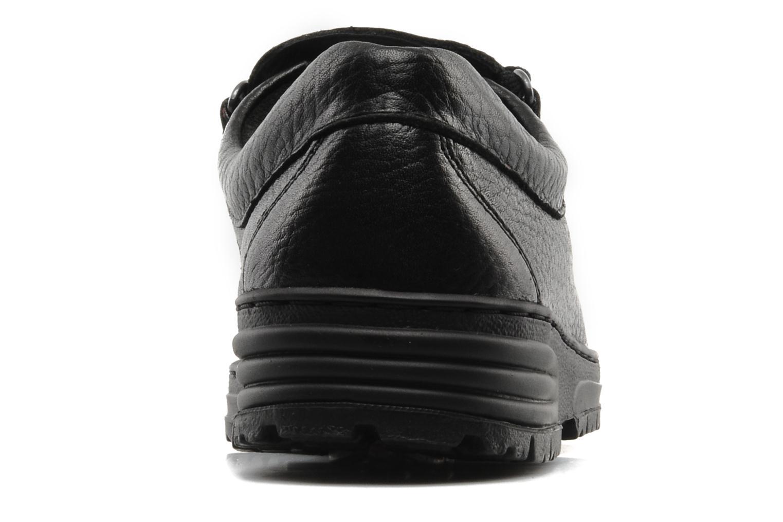 Chaussures à lacets Mephisto Wanda Noir vue droite