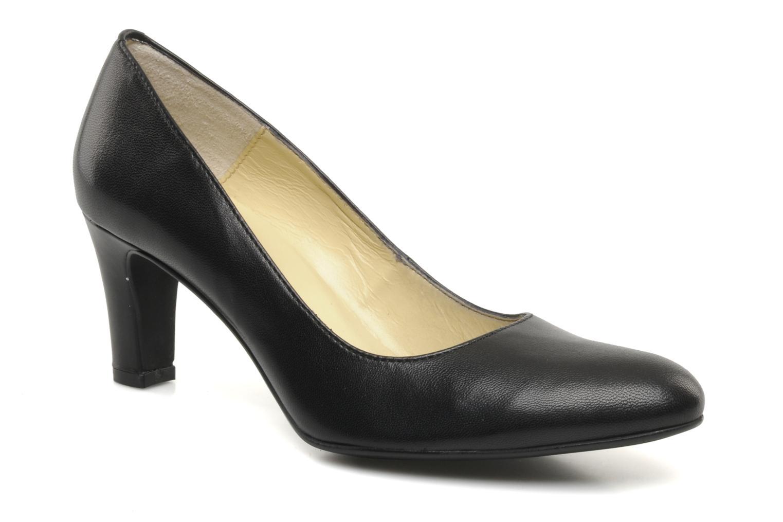Zapatos casuales salvajes Georgia Rose Timido (Negro) - Zapatos de tacón en Más cómodo