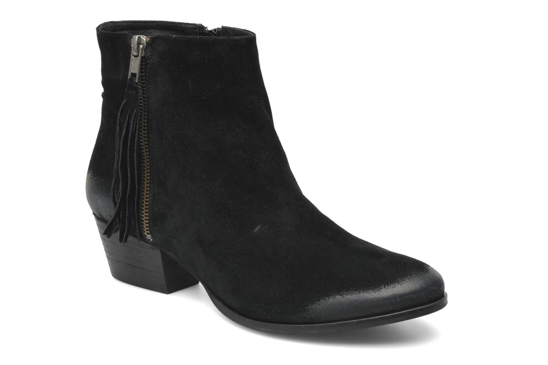 Boots en enkellaarsjes Georgia Rose Timalo Zwart detail