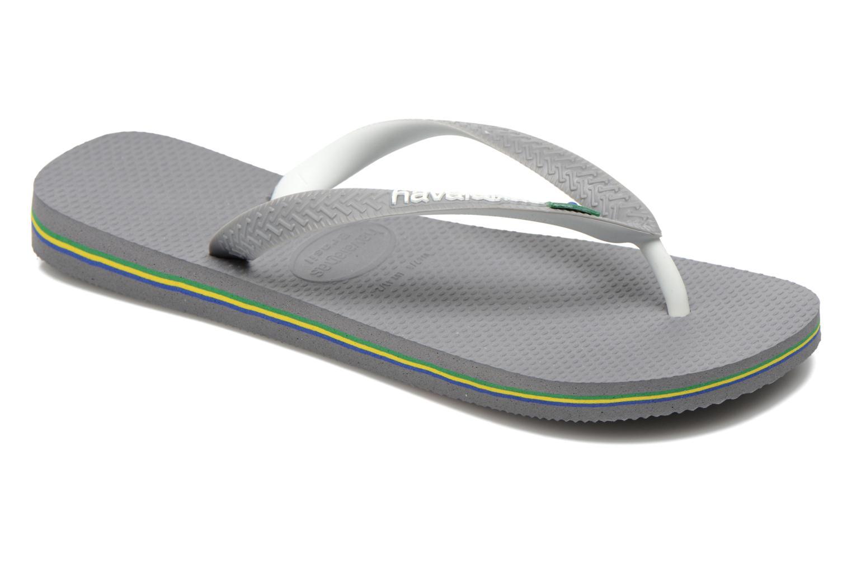 Brasil Mix H Steel Grey White