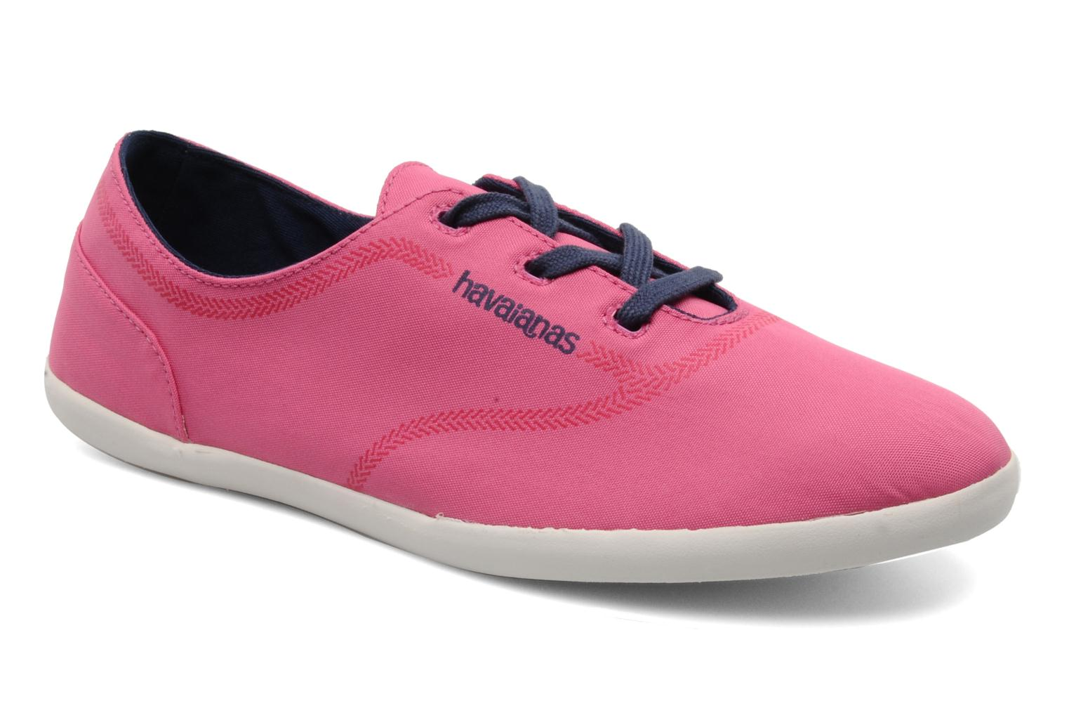 Trainers Havaianas Essentia Low W Pink detailed view/ Pair view