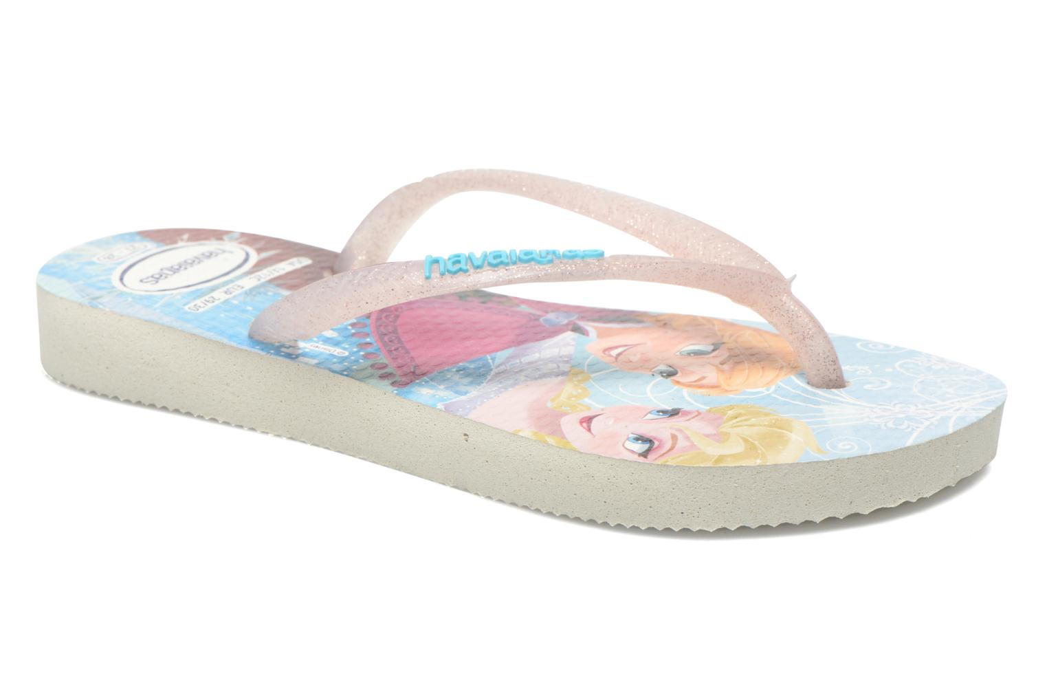 Kids Slim Princess White