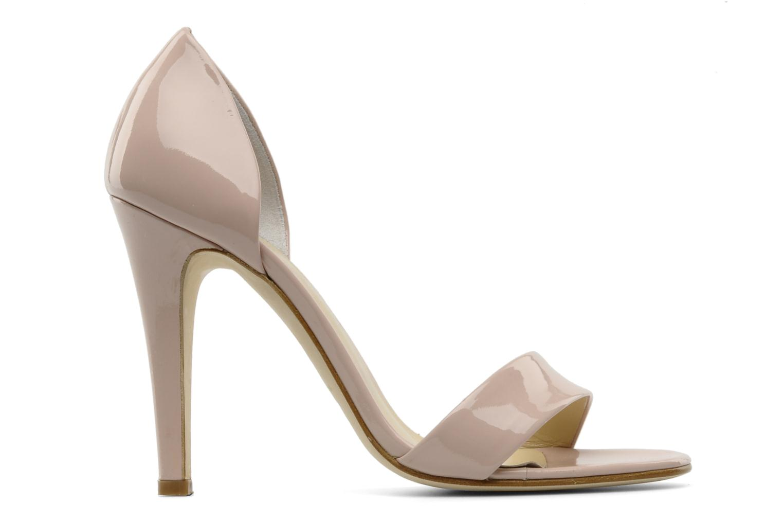 Sandales et nu-pieds Georgia Rose Dellia Rose vue derrière