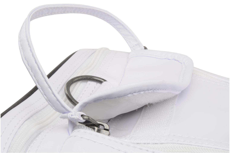 Sacs de sport Adidas Originals AC TEAMBAG Blanc vue gauche