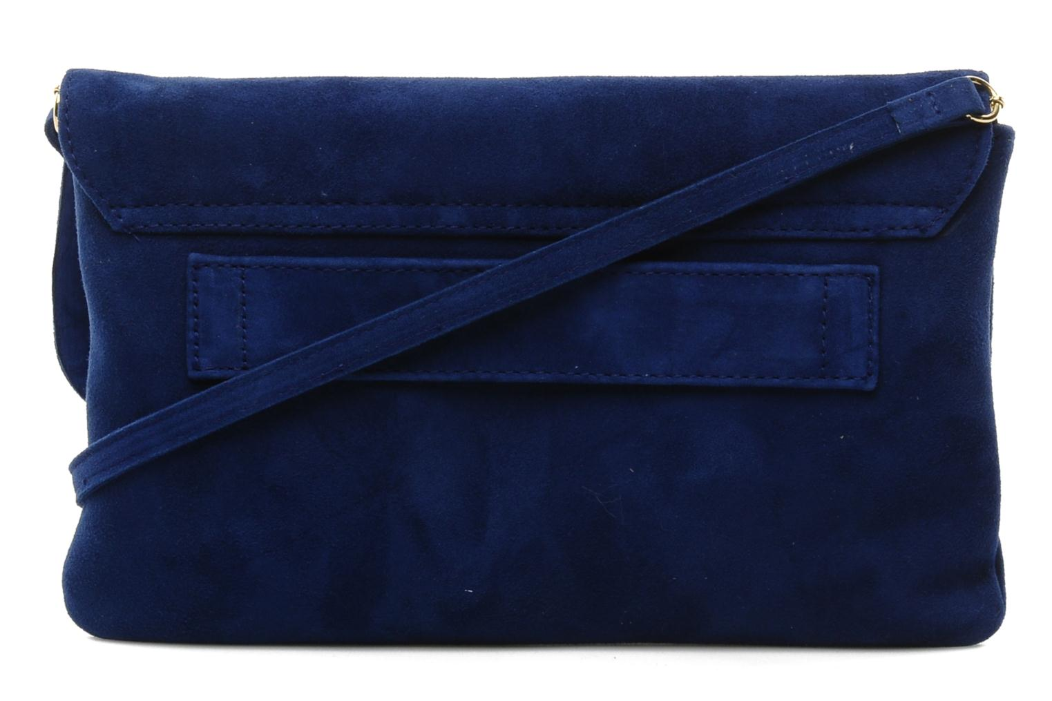 Handbags Unisa ZBOREAL Blue front view