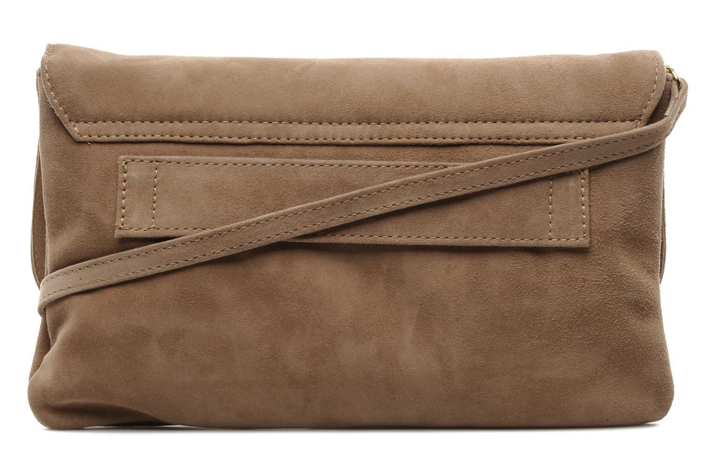 Handbags Unisa ZBOREAL Beige front view
