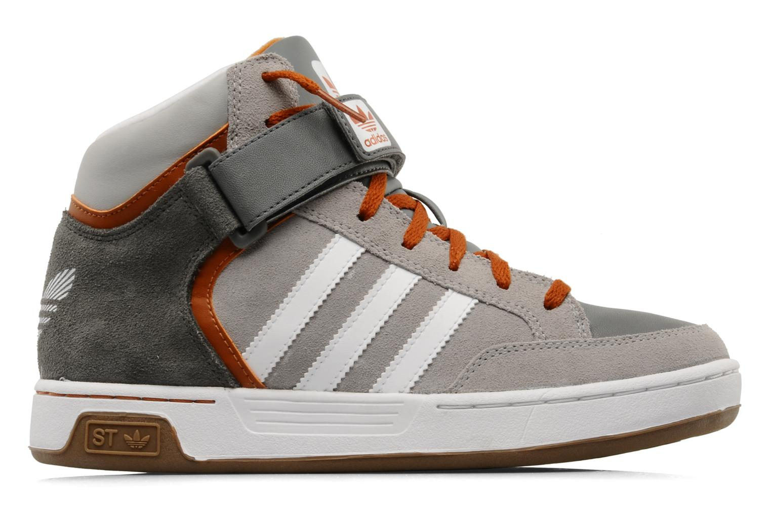 Trainers Adidas Originals Varial Mid St J Grey back view