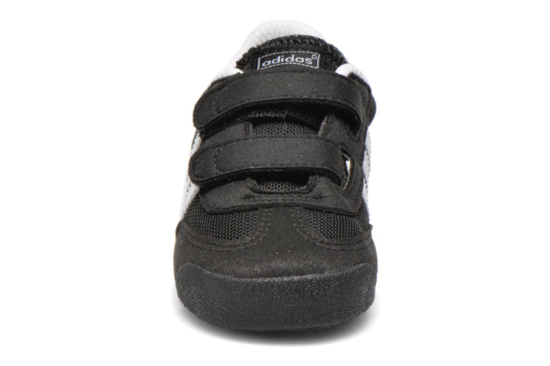 Baskets Adidas Originals Dragon CF I Noir vue portées chaussures