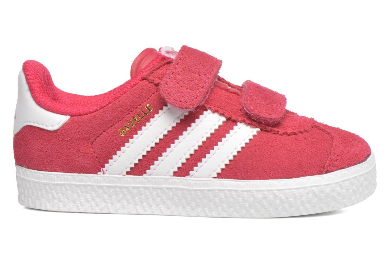 Sneaker Adidas Originals Gazelle 2 CF I rosa ansicht von hinten