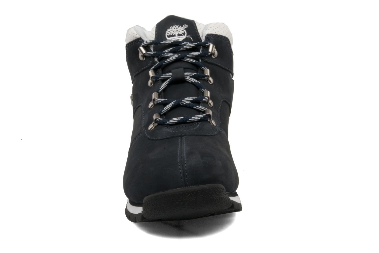 Boots en enkellaarsjes Timberland Splitrock 2 Kid Blauw model