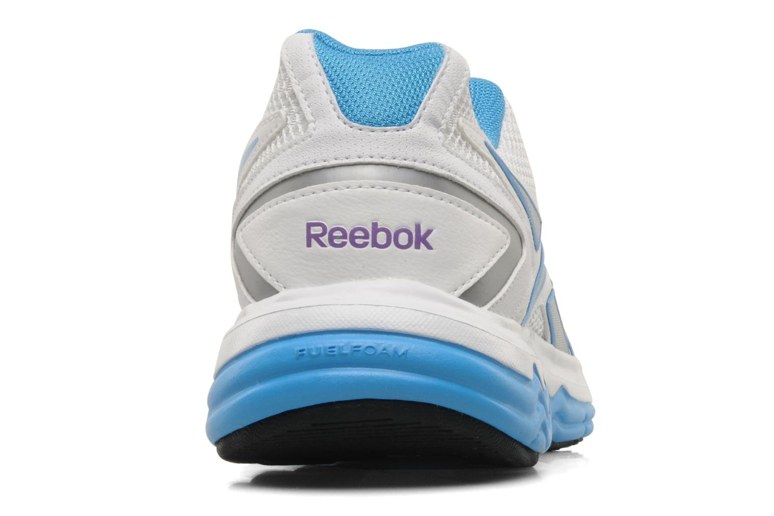 Reebok Fuel Extreme White-Frenchy Blue-Major Purple
