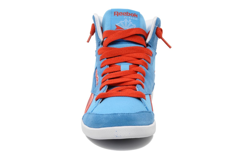 Sneakers Reebok Fabulista Mid Blauw model