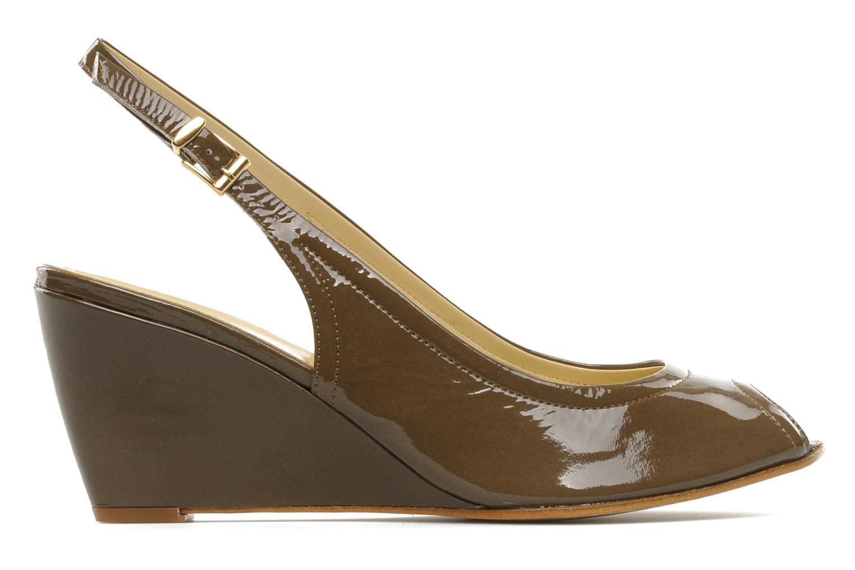 Sandales et nu-pieds Elizabeth Stuart Bambi 348 Marron vue derrière