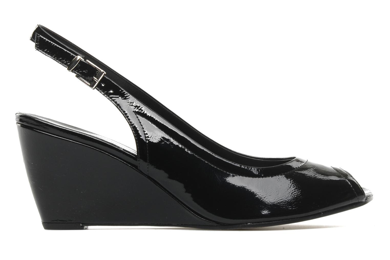 Sandales et nu-pieds Elizabeth Stuart Bambi 348 Noir vue derrière
