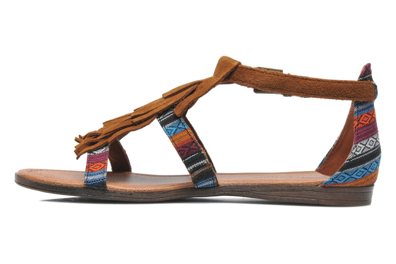 Sandalen Minnetonka Maui mehrfarbig ansicht von vorne