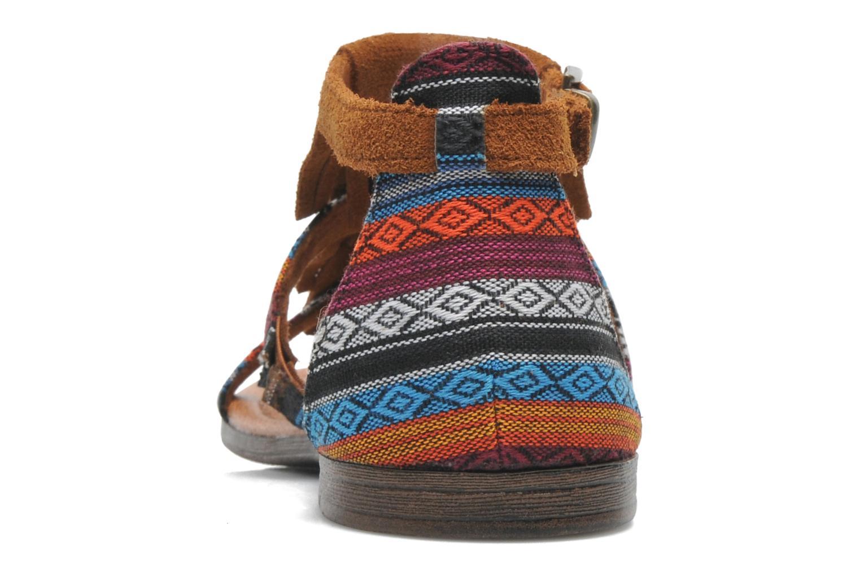 Sandalen Minnetonka Maui Multicolor rechts