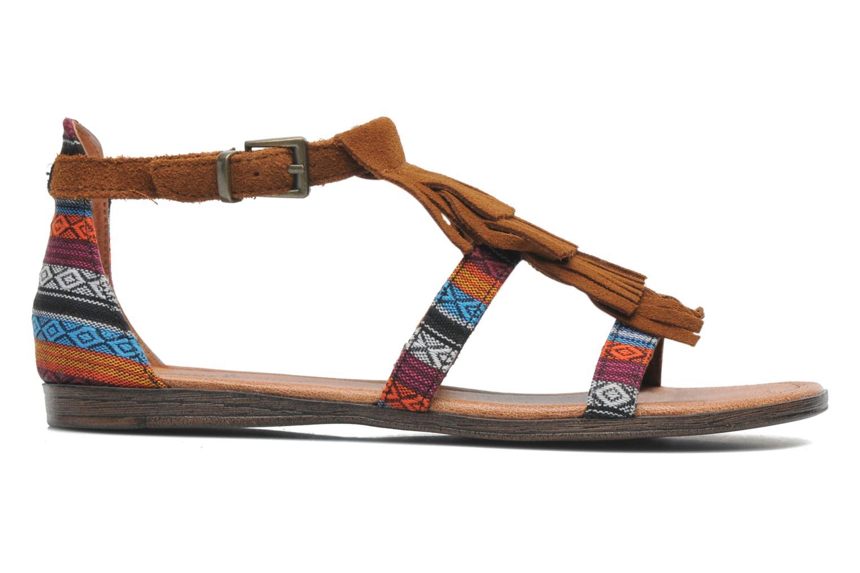 Sandales et nu-pieds Minnetonka Maui Multicolore vue derrière
