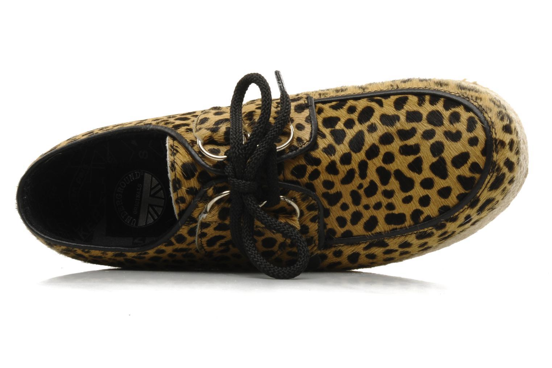 Wulfrun Rope Natural leopard