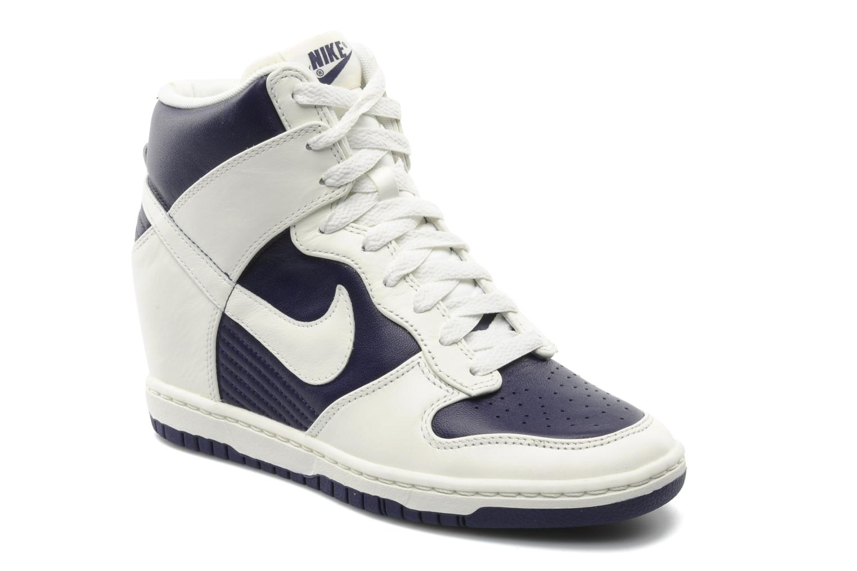 Nike Dunk High azzurro