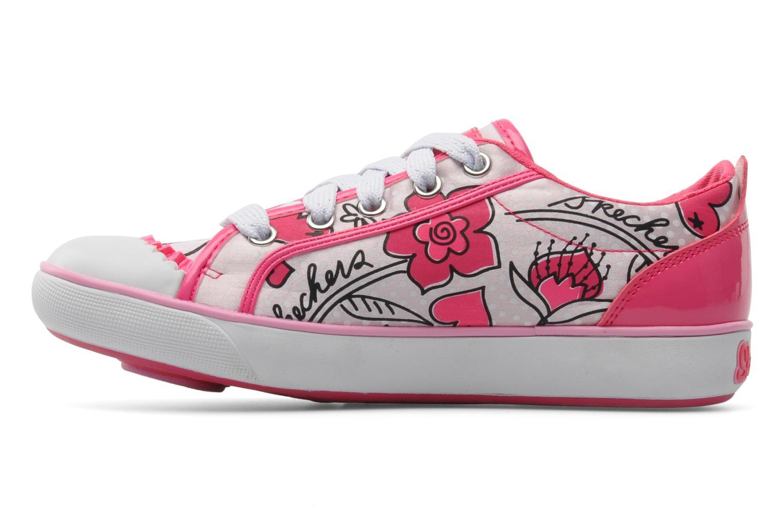 Sneakers Skechers Curtsies Roze voorkant