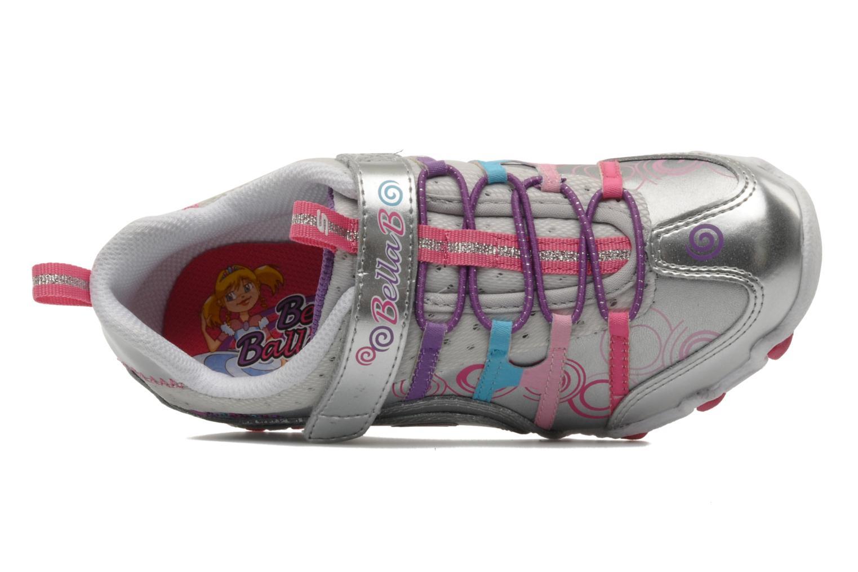 Sneakers Skechers Spin ride - 782022L Grijs links